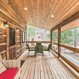 Reconnect With Nature At Timber Creek Cabin! photos Exterior