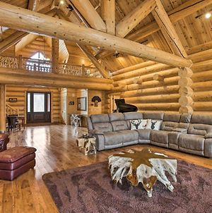 Secluded, Luxury Lodge Less Than 15 Mi To Boyne Mtn! photos Exterior