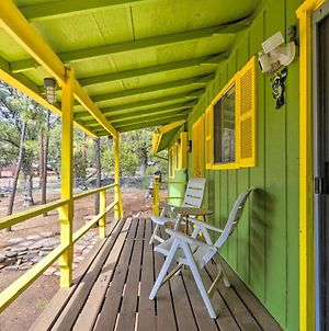 3Br Pine Cabin Direct Trail Access And Deck! photos Exterior