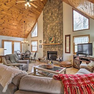 Smoky Mtn Cabin With Fire Pit Hike And Fish! photos Exterior