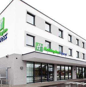 Holiday Inn Express Munich - Olympiapark, An Ihg Hotel photos Exterior