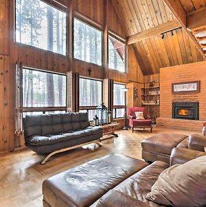 Woodsy Pinetop Cabin - Hike, Golf And Paddle! photos Exterior