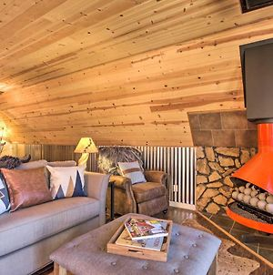 Creekside Blue Ridge Cabin With Decks And Grill! photos Exterior