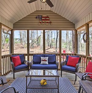 Quiet Ellijay Home With Fire Pit Less Than 3 Mi To Dtwn photos Exterior