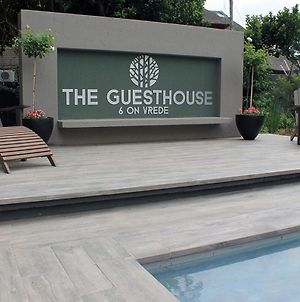 The Guesthouse 6 On Vrede photos Exterior