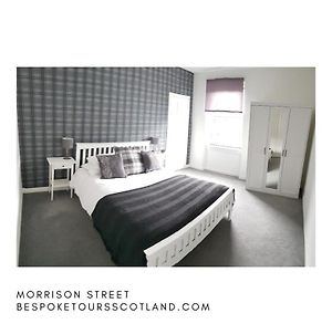 Bespoke Tours Scotland Accommodation @ Morrison Street photos Exterior