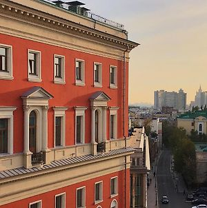 Apartments With A View Of The Moscow City Hall photos Exterior