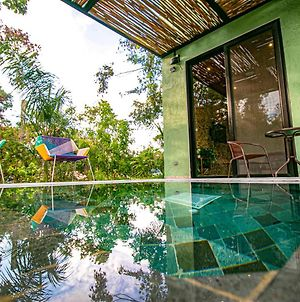 Villas Zamna-Jungle Cabins-Private Jacuzzi And Breakfast photos Exterior