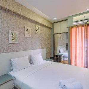 Cozy And Best Studio Room Serpong Greenview Apartment By Travelio photos Exterior
