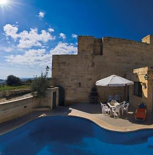 Mounsey II Holiday Farmhouse With Private Pool In Gozo photos Exterior