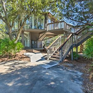 Airy Treehouse With Bikes Walk To Harbour Town! photos Exterior