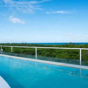 Luxury Family Suite Oceanview Eco Chic Suite Infinity Rooftop Pool Close To Beach photos Exterior