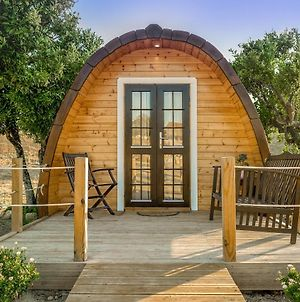 The Gold Pod, Relax And Enjoy On A Glamping House photos Exterior