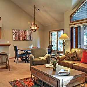 Updated Breck Condo With Mtn Views Walk To Ski Lift photos Exterior