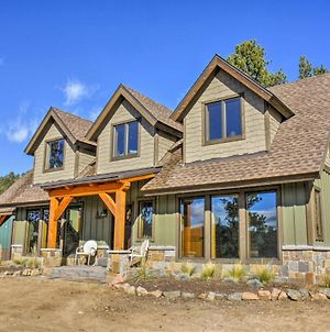 Hillside Pine Home On About 13 Acres With Mountain Views! photos Exterior