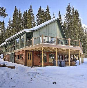 Secluded Breck Cabin Hot Tub, 3 Mi To Main Street photos Exterior