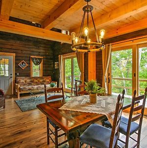 Charming Cabin On 70 And Acres, 15 Min To Montpelier photos Exterior