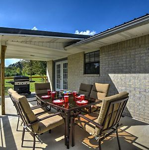 New! Kirby Home W/Patio Just North Of Lake Greeson photos Exterior