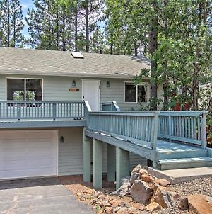 Munds Park Home With 3 Decks - Great Wooded Location photos Exterior
