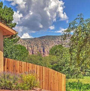 Relaxing Oak Creek Oasis With Patio And Red Rock Views! photos Exterior
