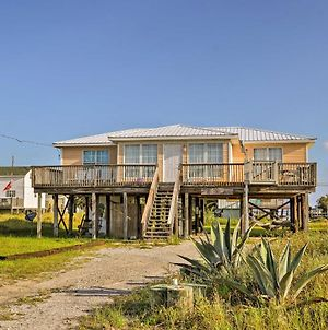 Lovely Dauphin Island Cottage With Deck And Gulf Views photos Exterior