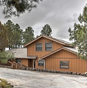 Ruidoso Retreat With Private Hot Tub And Amazing Views photos Exterior