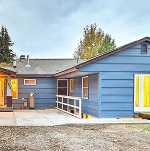 Downtown Anchorage Home, 1 Block To Coastal Trail! photos Exterior