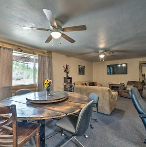 Hillbilly Haven Ruidoso Home With Game Room And Yard photos Exterior