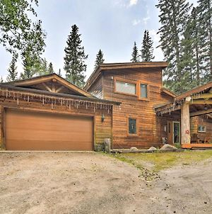 Mountain Cabin With Deck And Backyard On Mill Creek! photos Exterior