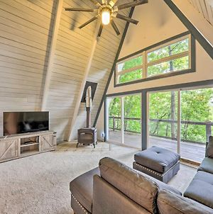 Lakeside Family Home With Deck, Fire Pit And Grill! photos Exterior