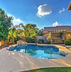 Spacious Mesa Home With Hot Tub, Fire Pit, And Grill! photos Exterior