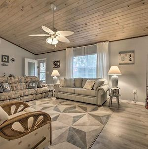 Crystal River Home With Dock, 1 Mile To Boat Launch photos Exterior