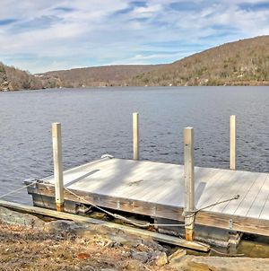 Dainty New Preston Cottage With Dock And Lake Views! photos Exterior