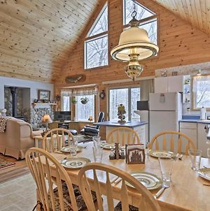 House On 10 Acres Overlooking Chippewa River! photos Exterior