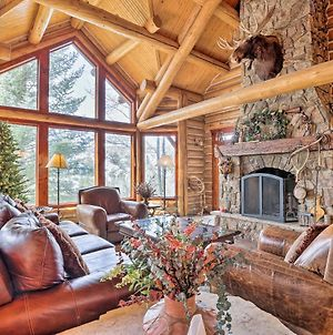 Extravagant Private Cabin By Beaver Creek And Vail! photos Exterior