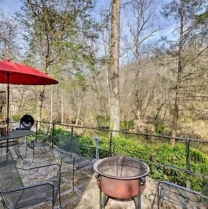 Cleveland Home With South Saluda Fishing Access photos Exterior