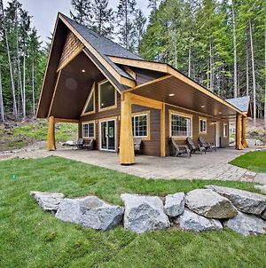 Spacious Cabin By Priest Lake And Elkins Resort photos Exterior