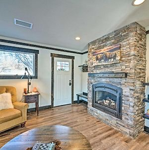 Rustic-Chic Apartment With Gas Grill 20 Mi To Msu! photos Exterior