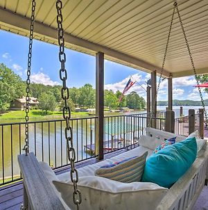 Waterfront Lay Lake Retreat With Dock And 3 Piers! photos Exterior