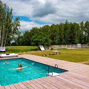 Nowa Wola 58 - 200Qm Appartment In A Small Village, With Pool, Sauna And Big Garden photos Exterior