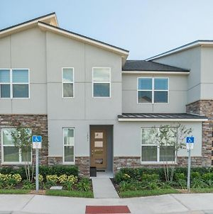 Exclusive Townhome With Large Private Pool On Solara Resort, Orlando Townhome 4831 photos Exterior
