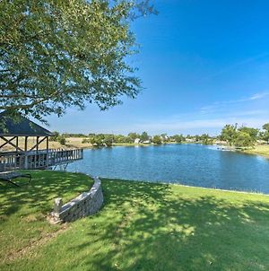 Lovely Celina Home With Patio And Views On Lake! photos Exterior