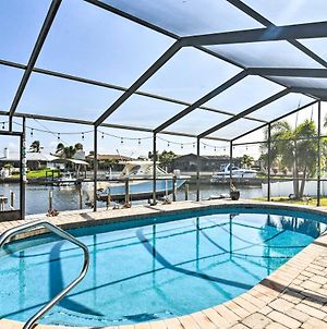 Coral Shores Waterfront Oasis With Private Dock photos Exterior