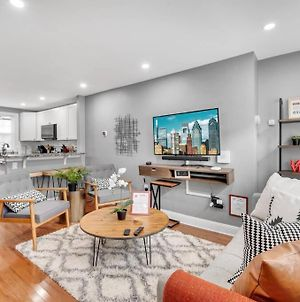 Stunning 3Br Modern Charm In South Philly photos Exterior