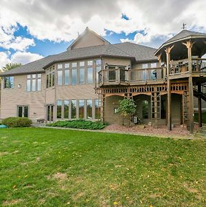 Luxe Finger Lakes Home With Home Gym, Game Room photos Exterior