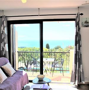 Studio Pool House Vue Mer A 180° - Sea View- Wifi photos Exterior