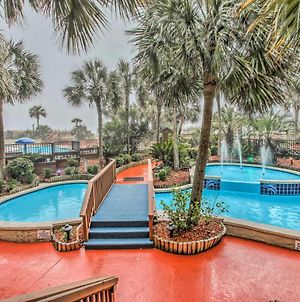 Beachfront Resort Condo With Lazy River And Pools photos Exterior