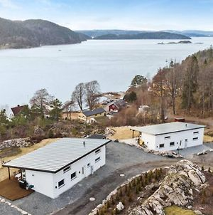 Cabin For 12, Panoramic View Over Oslo Fjord! photos Exterior