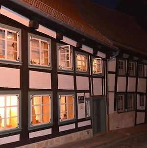2-Person Studio In The Oldest Half-Timbered House In Blankenburg With Terrace photos Room