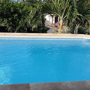 Villa With 3 Bedrooms In Saint Martin With Wonderful Sea View Private Pool Enclosed Garden 2 Km From The Beach photos Exterior